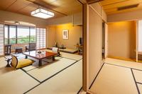 数寄屋造り上級和室(東館 / 10+6畳+広縁6畳)