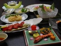 【季節の会席料理】直前予約プラン