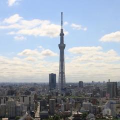【極上夜景×下町ステイ】16F以上の東京スカイツリー(R)が見えるお部屋確約 朝食付<駐車場無料>