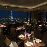 【都民限定】中国料理&フレンチのコラボレーションコースディナー付き1泊2食プラン<駐車場無料>