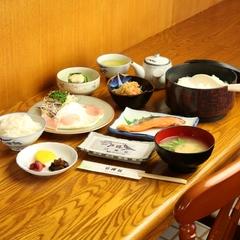 【朝食付】チェック22時迄OK!戸隠高原の一日を美味しい朝食からスタート! 【信州朝ごはん】