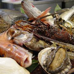スタンダード二食◆<離島ステイ>海に癒される離島旅◆活け魚会席プラン【お得な観光施設クーポン付き】