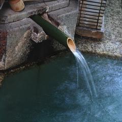 【お肌つるつる!】お手ごろに掛け流しの名湯に浸るプラン