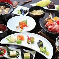 【お料理グレードUP】料理長おまかせ!特選会席膳プラン