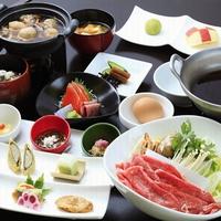 【寒い季節はお鍋が最高】<山形牛or米の娘ぶたorきじ肉>全5種類から選べる!冬のあったか鍋プラン♪