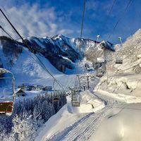【お先でスノ】天然雪100%!【神立スノーリゾートリフト1日券付】スキー&スノボプラン♪【2食付】