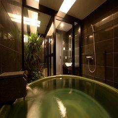 【平日限定】貸切風呂or岩盤浴無料♪レイトアウト11時♪朝食&夜食おにぎり付♪