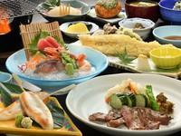 【旬菜寿々プラン】新メニュー「杜の香・膳」で地元の食材を満喫♪