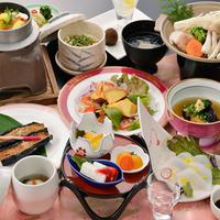 【 野菜好き♪野菜不足の方に♪ 】  お野菜料理で身体も心も健康に 〜美菜会席〜
