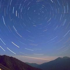 ☆天空のナイトクルージング☆夜の谷川岳ロープウェイに乗って満天の星空を見に行こぅ♪&ブッフェ