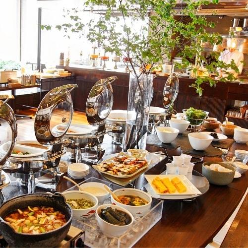 【スタンダードプラン】郷土料理&地産食材の朝食付き