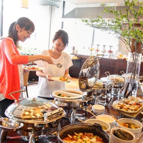 【女性限定】ちょっと贅沢♪特典たくさん女子旅プラン(朝食バイキング付)