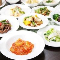 【期間限定】中国料理30種類が食べ放題!付宿泊プラン(朝夕食付)