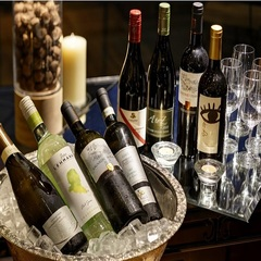 【8種のワインを飲み比べ】ワインフライト付宿泊プラン(素泊り)