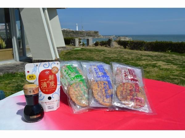『銚子を満喫』 地元料理に☆銚子の銘菓☆さらにお醤油まで…