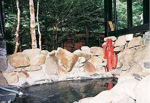 【素泊プラン】原村で唯一の露天風呂が貸切無料♪