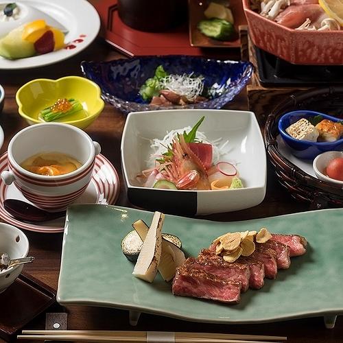 豊洲亭/スタンダード<和食会席 十勝膳>個室で楽しむ鉄板焼&会席膳