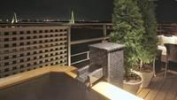 ■<豊洲亭>川側 露天風呂付コーナーデラックス52平米