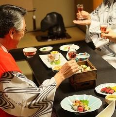 豆陽亭・豊洲亭★家族の祝宴【和食会席膳 祝膳】還暦など節目の記念日に 個室利用