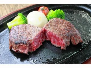島御膳 【オリーブ牛ステーキ 120g付】