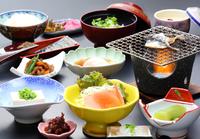 【秋冬旅セール】【朝食付きプラン】ほっと落ち着く和の朝食を!
