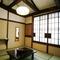 「禁煙」180年前より残る歴史ある和室8畳(二階)