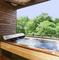 「禁煙」露天風呂付客室・和室12畳【いちいの間】石&木風呂