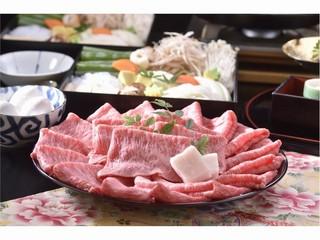 京都牛たっぷりすき焼きプラン☆京懐石の八寸・お造り・京漬物付きの贅沢な夕食☆【添い寝無料】