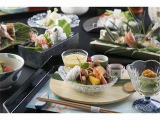 女将のおすすめ!MIKIMOTOの真珠スキンケアセット&シートマスク付き!1泊2食で堪能プラン♪