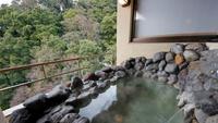 【貴賓室に泊まる】憧れの露天風呂付き貴賓室「桜川」プラン