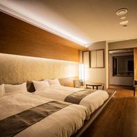 【海側】露天風呂付デラックスルーム(38平米)2ベッド禁煙