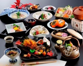 【秋冬旅セール】季節の京懐石をお部屋でごゆっくり♪お抹茶&京菓子のウェルカムドリンク付♪
