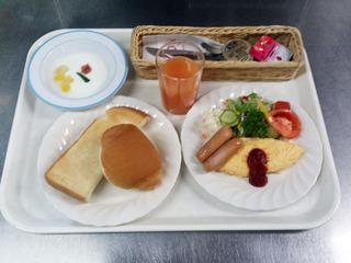 朝カレー&フリードリンク【AM6:15〜朝食付プラン】無線LAN対応