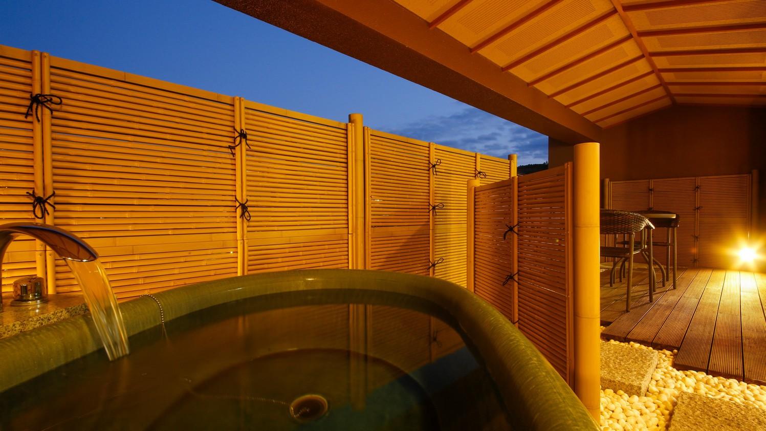 <最上階>露天風呂付スイート和洋室