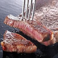 <1日5組限定>メインはA4ランク和牛肉ステーキ