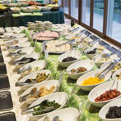<1泊朝食付>気ままに温泉旅♪朝食は約50品目の和洋食バイキング