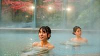 【プライベート露天風呂で至福の時間】パノラマビューテラスで湯上りビール♪マッサージチェア<基本会席>