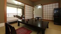 和洋室【7.5畳和室+ツインルーム】