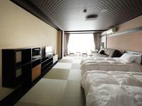 洋室12畳  塩原で最新のスタイリッシュなお部屋(禁煙)