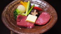 【グレードアップ】季節の会席料理+丸ごとずわい蟹1杯♪特典付〜華夢プラン〜