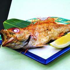 新潟を代表する高級魚★のどぐろの塩焼きを堪能プラン