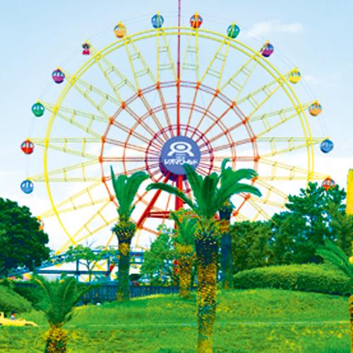 【カップル・ファミリー/レオマ入園券付】旬の味覚と温泉とテーマパークで目いっぱい楽しむ休日♪