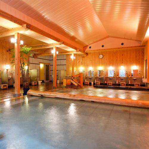 【おまかせプラン】部屋タイプ・料理内容・会場はホテルにおまかせ〜2つの温泉と15の湯処で温泉三昧〜