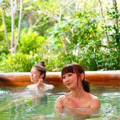 【期間限定/1日5室限定】ラストサマープラン♪ 2種類の温泉&旬の美食会席を満喫