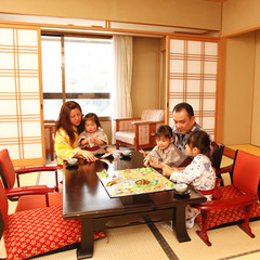 【夏季限定】幼児は2食付4800円!家族で過ごす夏休みプラン〜プール利用無料