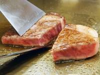 【1泊2食付】鳥取和牛をモォ〜っと満喫♪夕食は鉄板焼きプラン〔Bコース〕