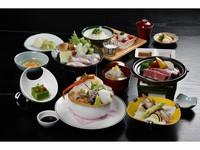 【鳥取を食す】地産地消会席「四季彩」一泊二食で贅沢ステイ♪