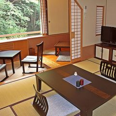 和室でのんびり素泊まりプラン 本館和室でWiFi使い放題