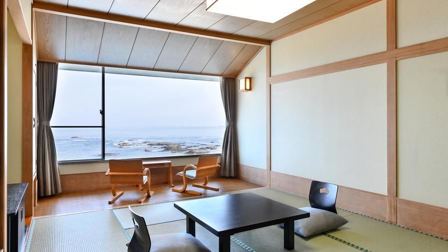 【喫煙】東館和室<海の見える畳のお部屋...