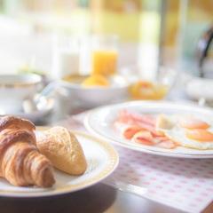 【女子旅】アメニティ付き レディースプラン/朝食付き(駐車場無料)